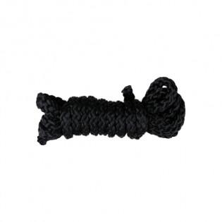 Kinbaku Mini Seil - 1,5 m - Schwarz